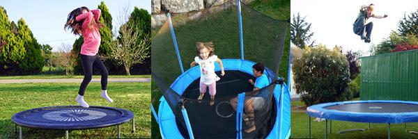 guida trampolino elastico