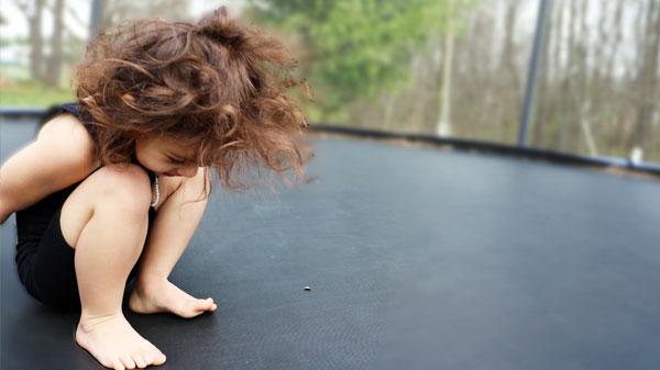 trampolino bambini kids